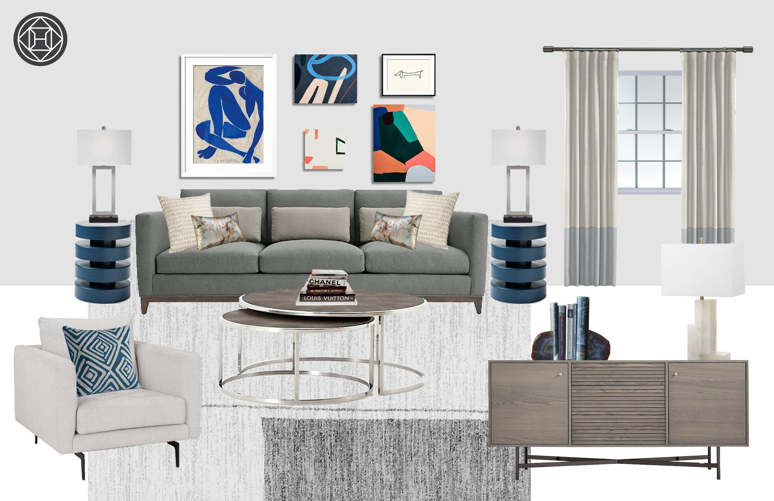 Wondrous Contemporary Design By Havenly Interior Designer Kelsie Pdpeps Interior Chair Design Pdpepsorg