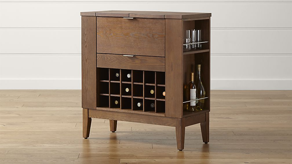 Parker Spirits Bourbon Cabinet... by Crate and Barrel   Havenly