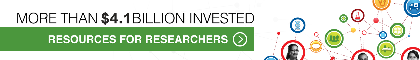 More than $4. Billion Invested in research - Visit Research