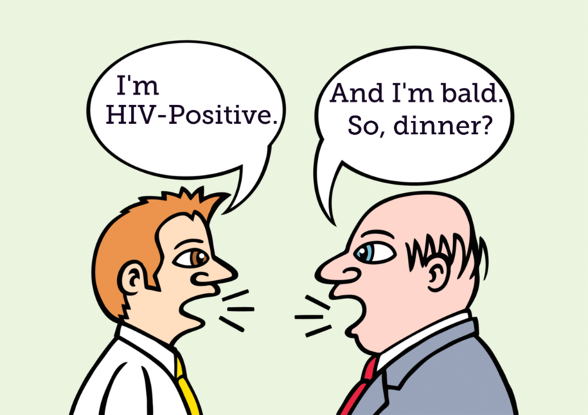 Tips for dating someone hiv positive
