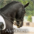 aly the horse