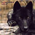 nightmare wolf