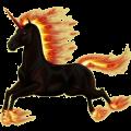 Unicorn Shetland Dun