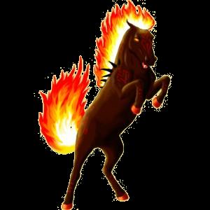 Pegasus pony Australian Pony Mouse Gray