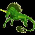 Unicorn pony Newfoundland Pony Bay