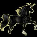 Unicorn pony Chestnut