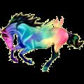Pegasus Paint Horse Chestnut Overo