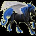 Pegasus Arabian Horse Strawberry roan