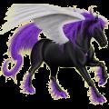 Pegasus Irish Hunter Dapple Gray