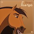 hearthorse