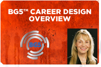 BG5 Career Design Overview with Barbara Ditlow -cover image