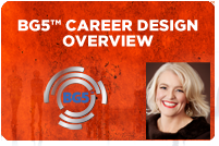 BG5 Career Design Overview with Karen Sherwood -cover image