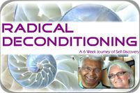 Radical Deconditioning - A Journey of Self-Exploration -cover image