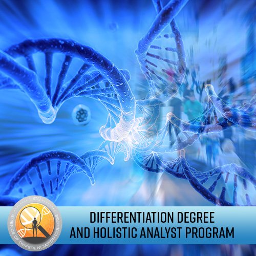 Differentiation Degree Certification Program