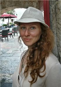 Jane (Evgeniya) Bratslavska  -cover image
