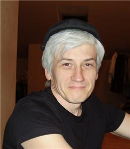 Pavel Burmistrov -cover image