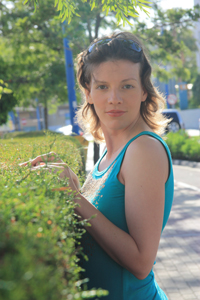 Vivek Olesya Chernykh -cover image