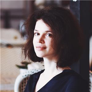 Svetlana Goncharova -cover image