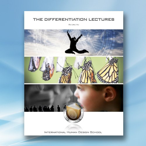 The Differentiation Lectures