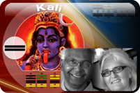 Decoding Our Chemistry in the Faces of Initiation: Lecture 2 - The Face of Kali -cover image