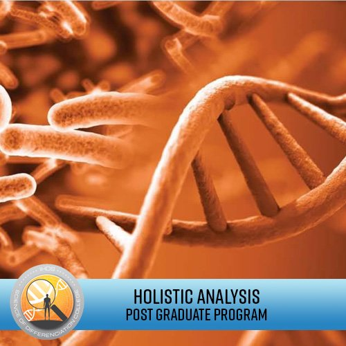 Holistic Analysis Postgraduate Program
