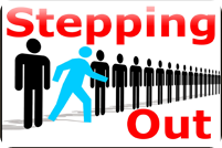 Stepping Out: Leaving the Homogenized World -cover image