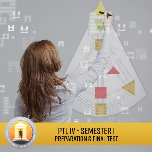Professional Training Level IV Preparation and Final Test