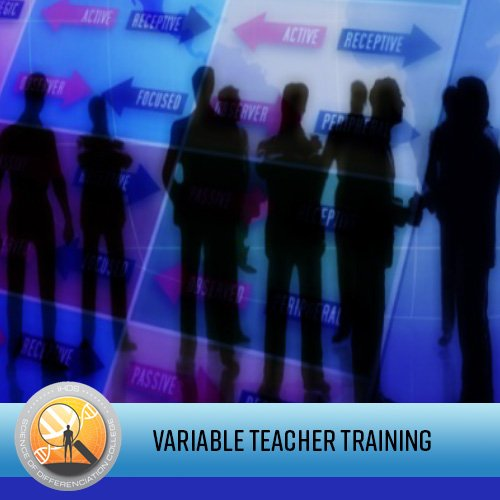 Variable Teacher Training Program