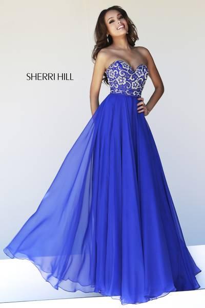 Sherri Hill 8545
