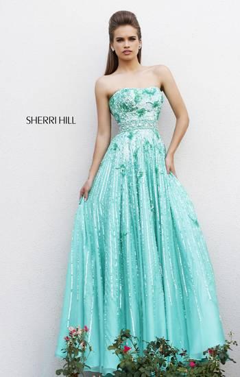 Sherri Hill 8537