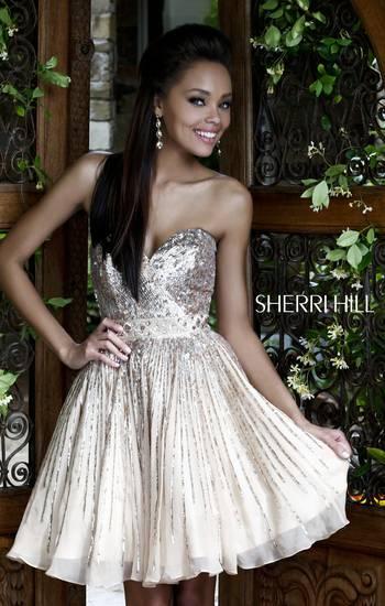 Sherri Hill 8526