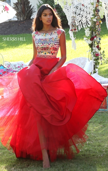 Sherri Hill 50335