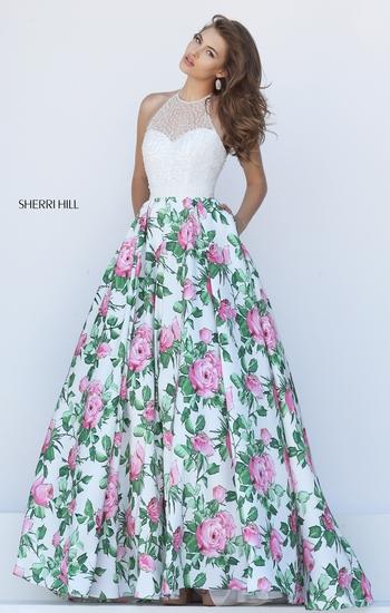 Sherri Hill 50451