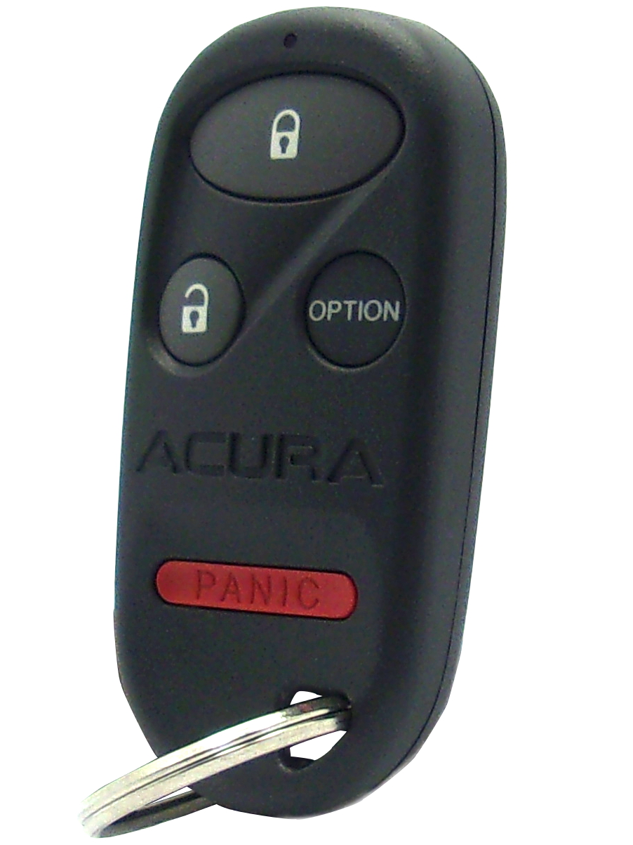 Replacement Car Keys And Remotes For Acura I I Keyless