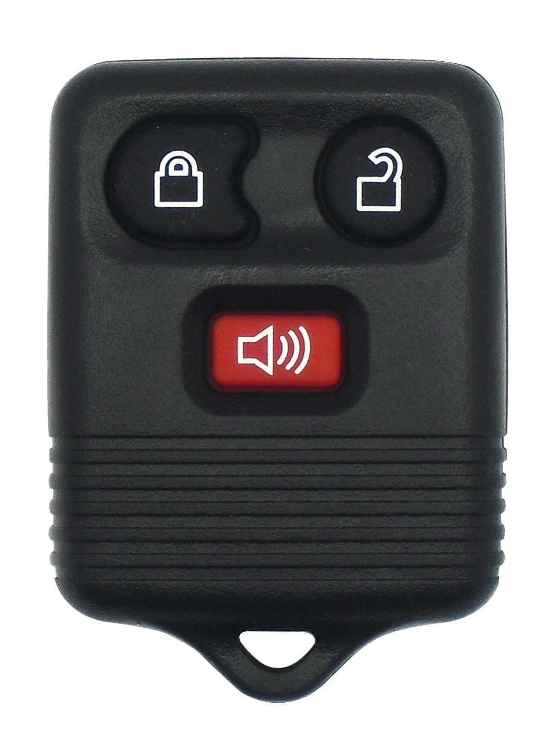 Ford Keyless Entry Car Remote - 3 Button
