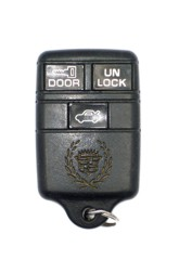 Cadillac Deville Keyless Entry Remote - 3 Button