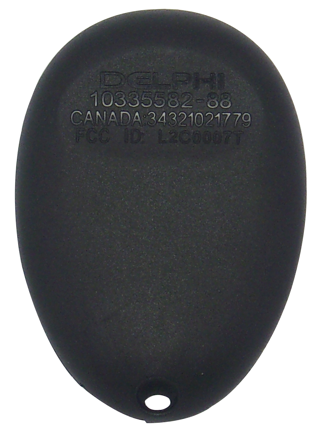 Keyless Entry Remote - 2 Button