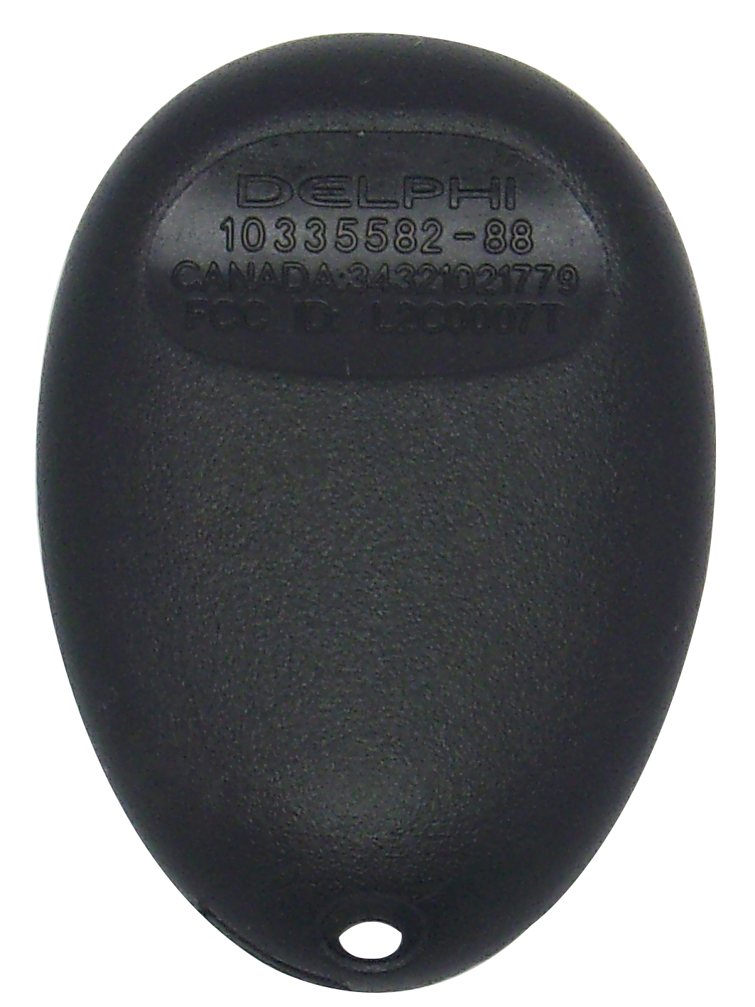 Keyless Entry Car Remote - 3 Button