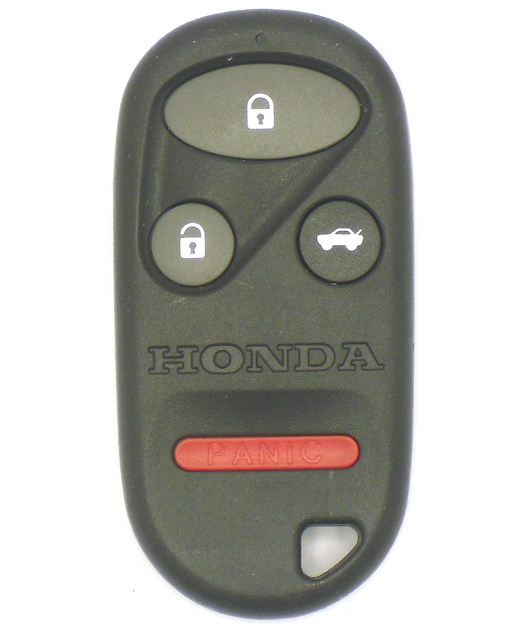 honda accord  cr  keyless entry remote  button   honda cr  ikeylesscom