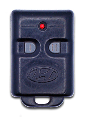 Hyundai Keyless Entry Car Remote - 2 Button