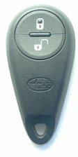 Subaru Keyless Entry Remote - 2 Button