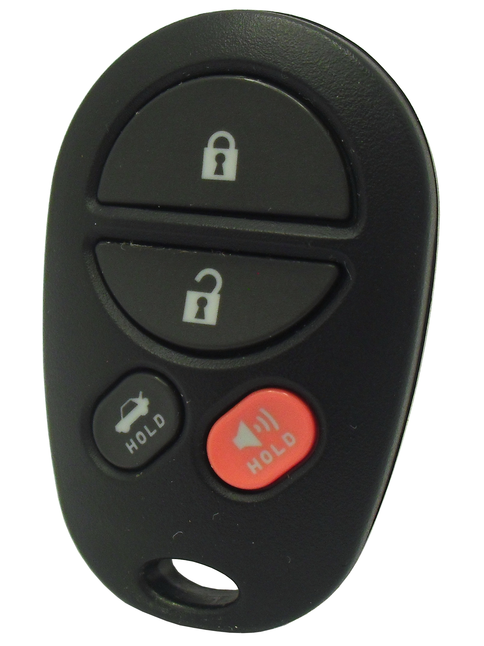 Keyless Entry Remote - 4 Button