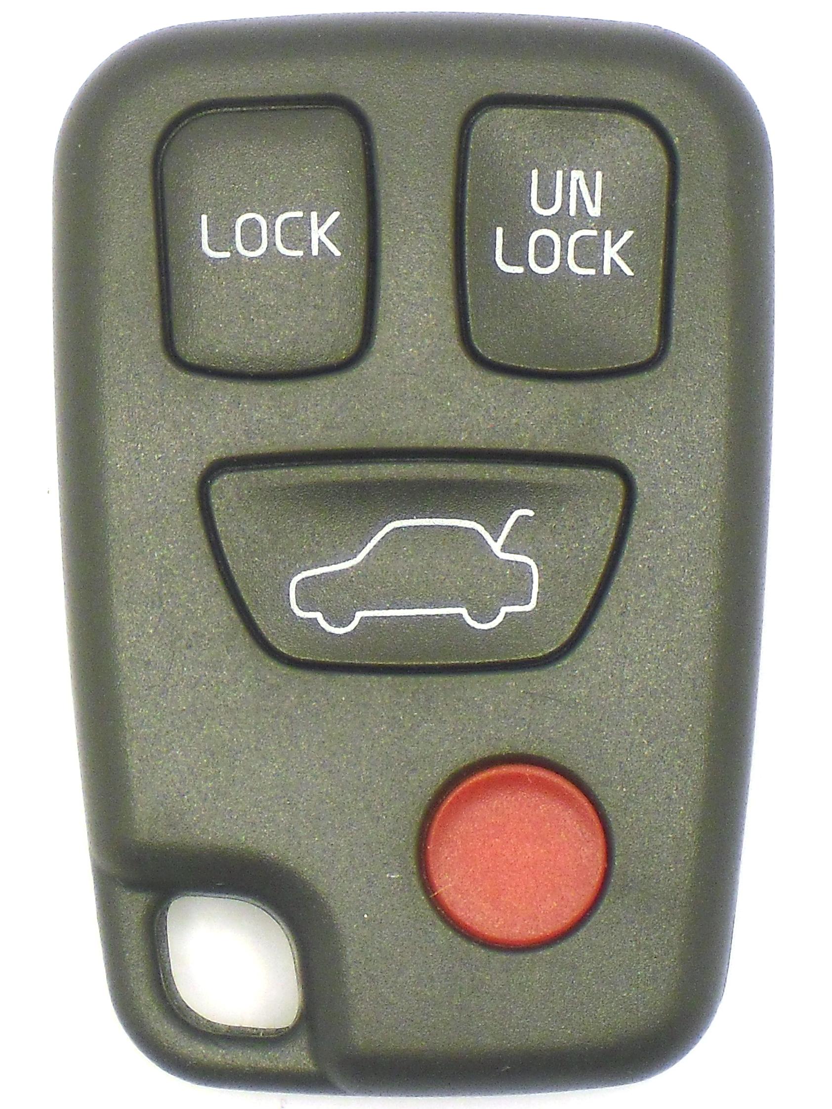 volvo keyless entry remote 4 button car keys express