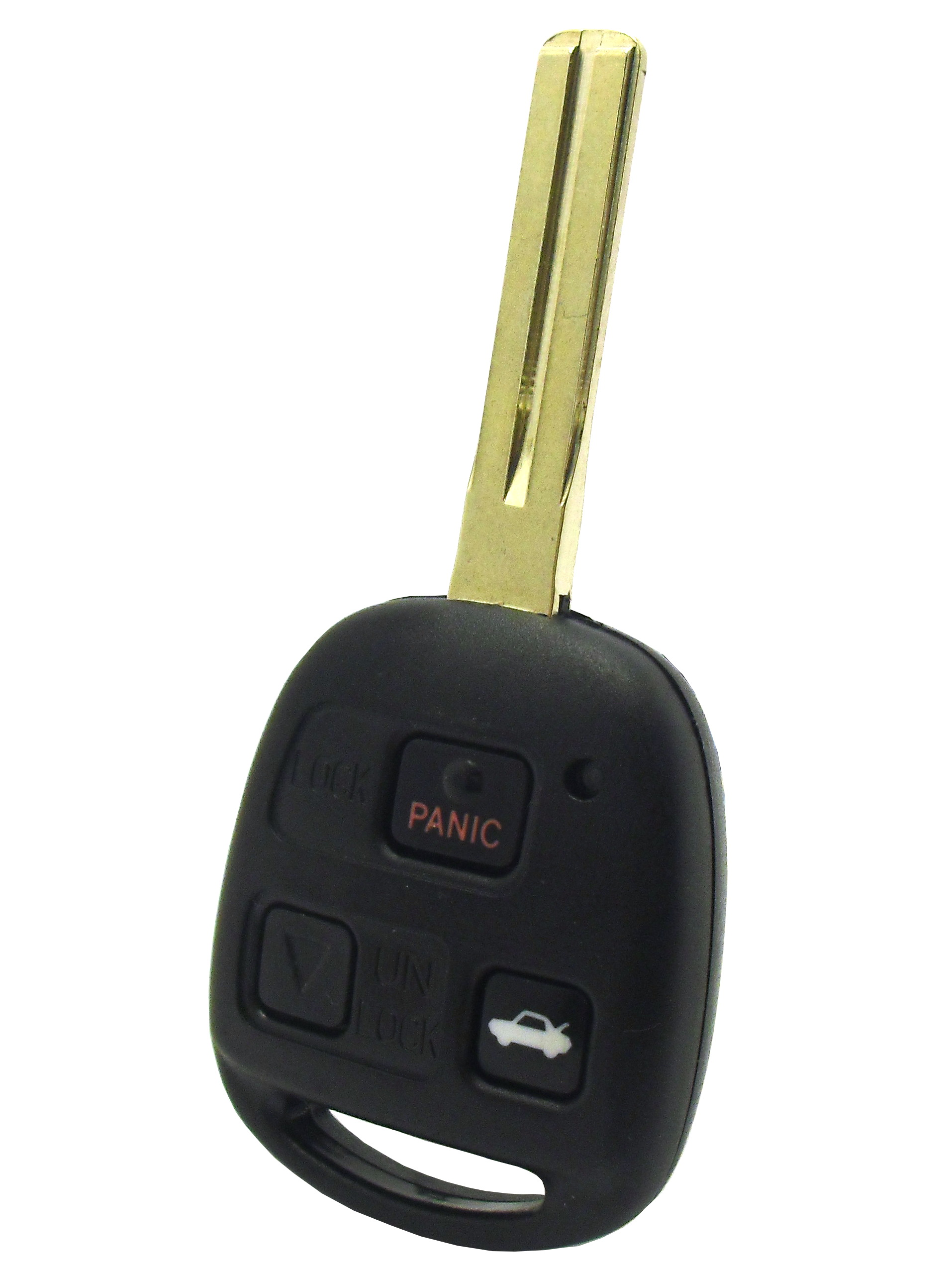 Lexus Remote Head Key Combo - 3 Button