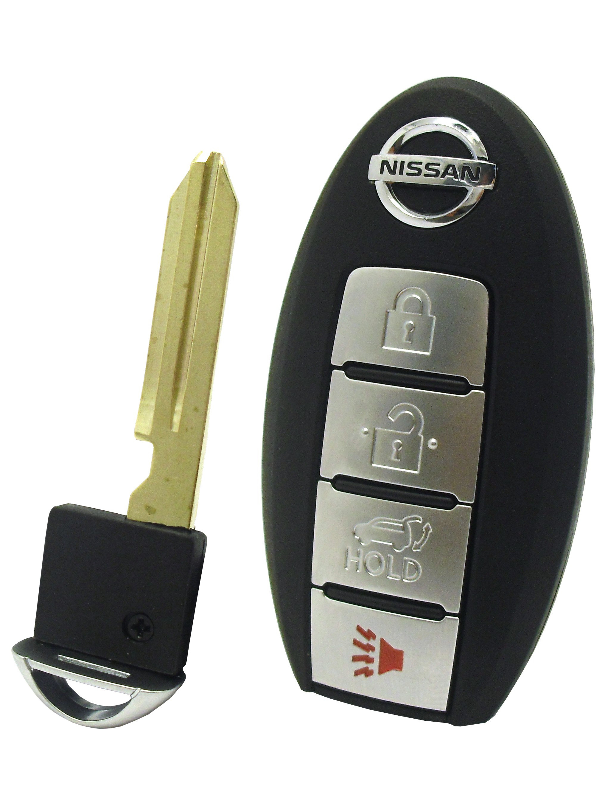 Remote Entry Smart Key - 4 Button