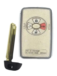 Toyota Smart Key - 4 Button