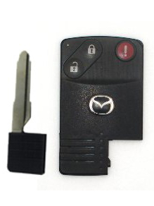 Mazda Smart Key - 3 Button
