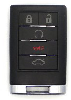 GM Keyless Entry Remote - 5 Button