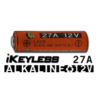 27A Replacement Battery