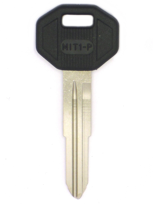 Mitsubishi Non-Transponder Key